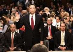 The Most Important Part of James Comey's Testimony That no one is Talking About
