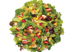 Go Green With Wendy's Summer Salad