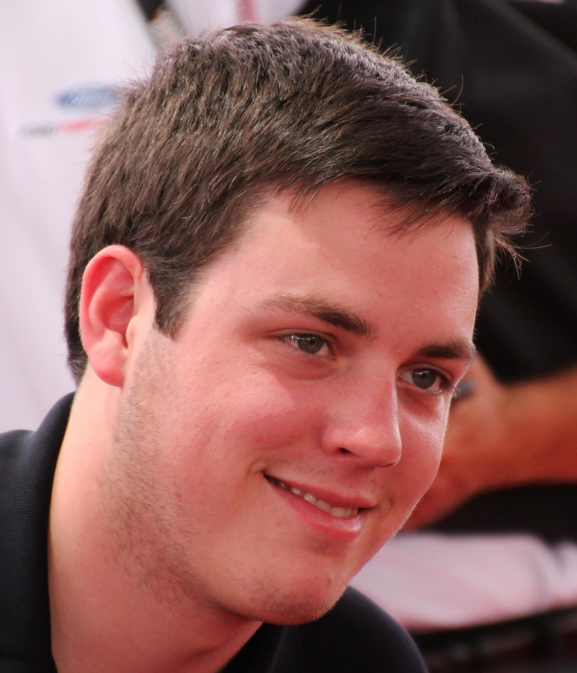 NASCAR Driver Alex Bowman