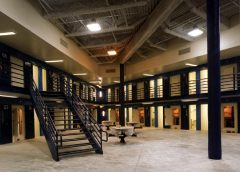 photo of inside cell area of Lovelock Correctional facility