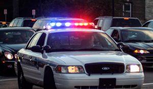photo of Minneapolis Police Vehicle
