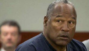 O.J. Simpson, age 70 in prison