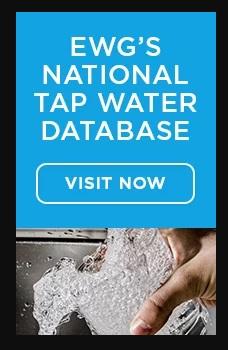 EWG TapWater Database