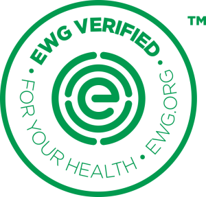 "Environmental Working Group Logo - ""EWG Verified"""