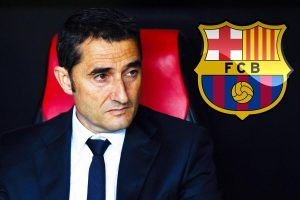 New manager Ernesto Valverde