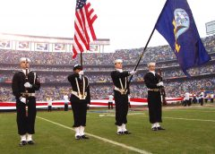 Does The NFL Have A Rule Requiring Players To Stand During The National Anthem?