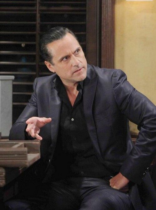 still image of Sonny Corinthos from ABCs daytime soap, General Hospital
