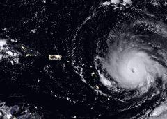 Hurricane Irma Tears Through The Caribbean Leaving Death And Destruction