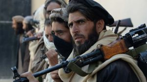 Former Taliban soldiers.