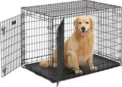 Pet Crates; Safe Environments Or Animal Prisons?