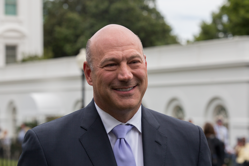 photo of White House Chief Economic Advisor Gary Cohn
