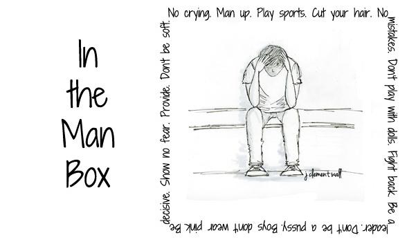 Man box.