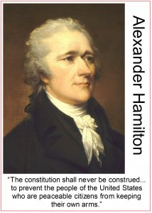 Alexander Hamilton quote photo graphic