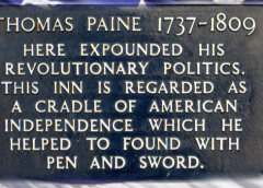 Spend Your Tax Day Remembering Thomas Paine