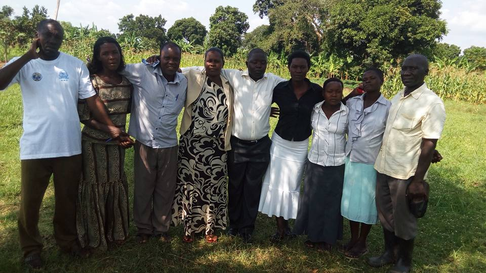 the teaching staff at Neema Mission Centre