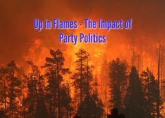 Up In Flames – The Impact Of Party Politics