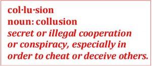 Collusion definition