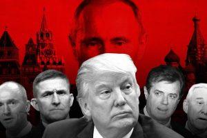 Trump group collusion