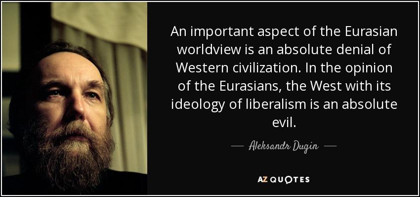 Fascist Alexander Dugin