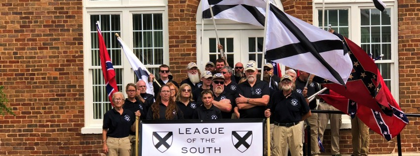 Dr. Michael Dugin, founder of the League of the South