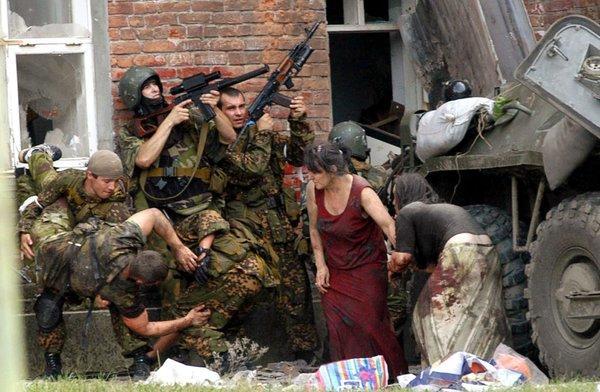 Beslan school attack.