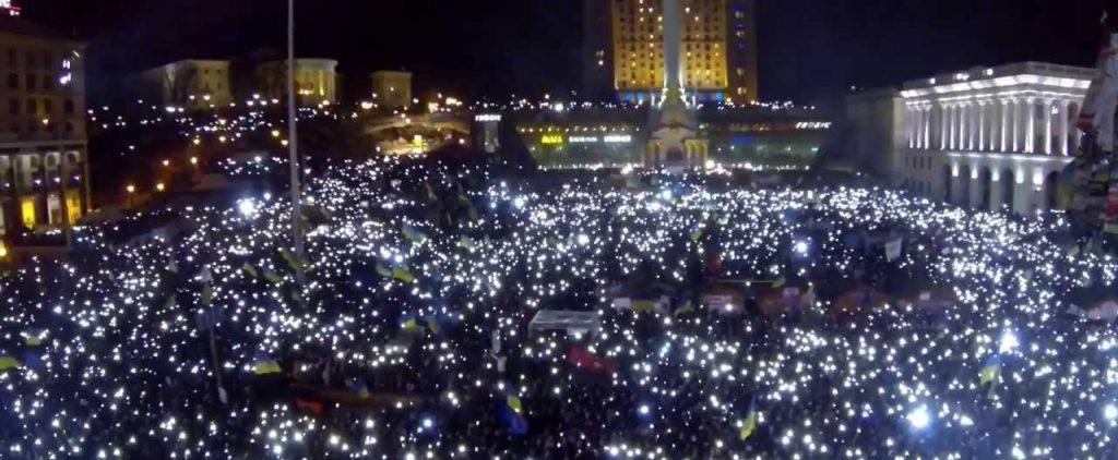 Euromaidan revolution.