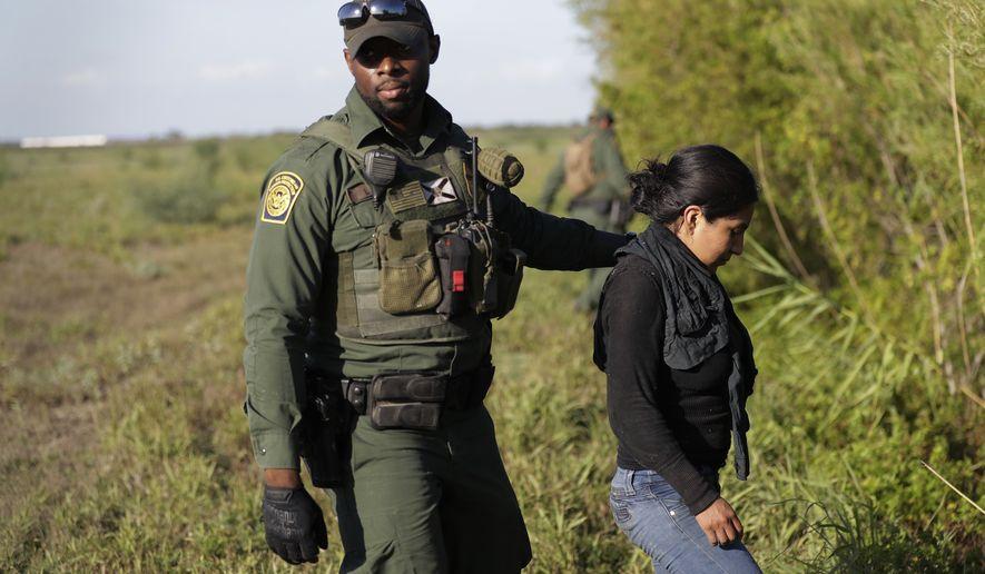 Border agents.