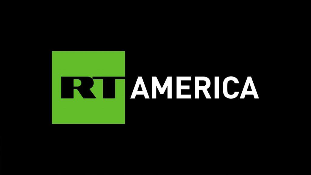 RT America logo.