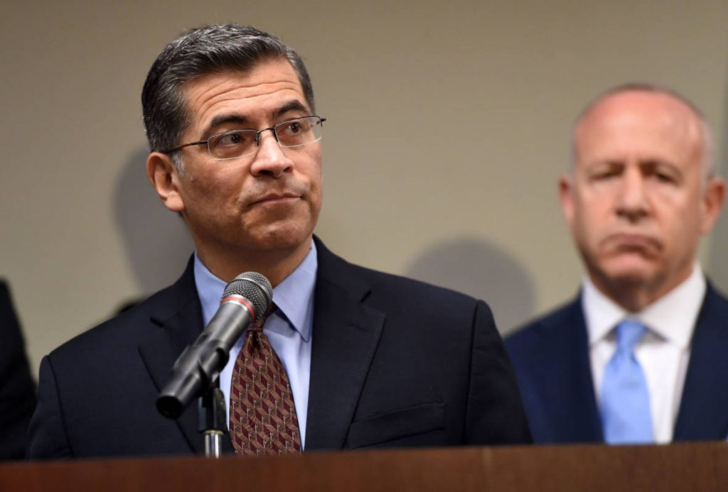 California Attorney-General