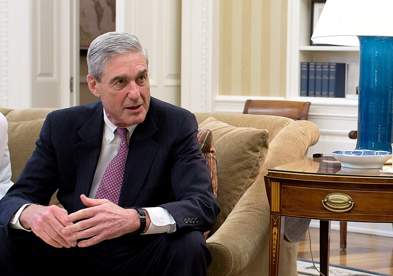 photo of Robert Mueller, former FBI director and Special Counsel