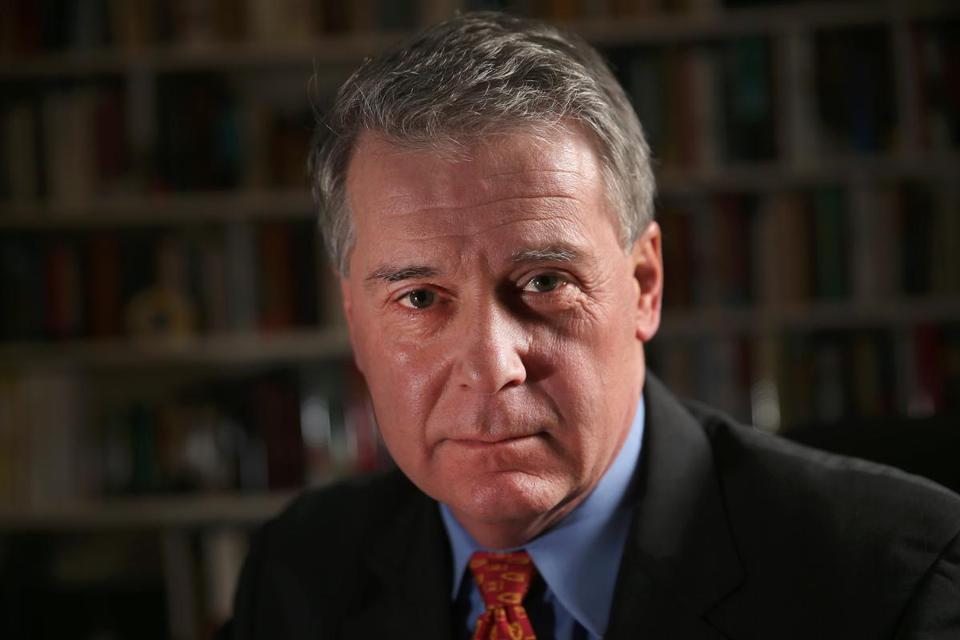 Former CIA agent Glenn Carle