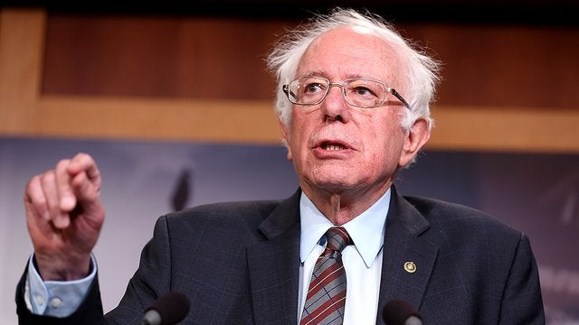 photo of U.S. Senator Bernie Sanders (I-VT)