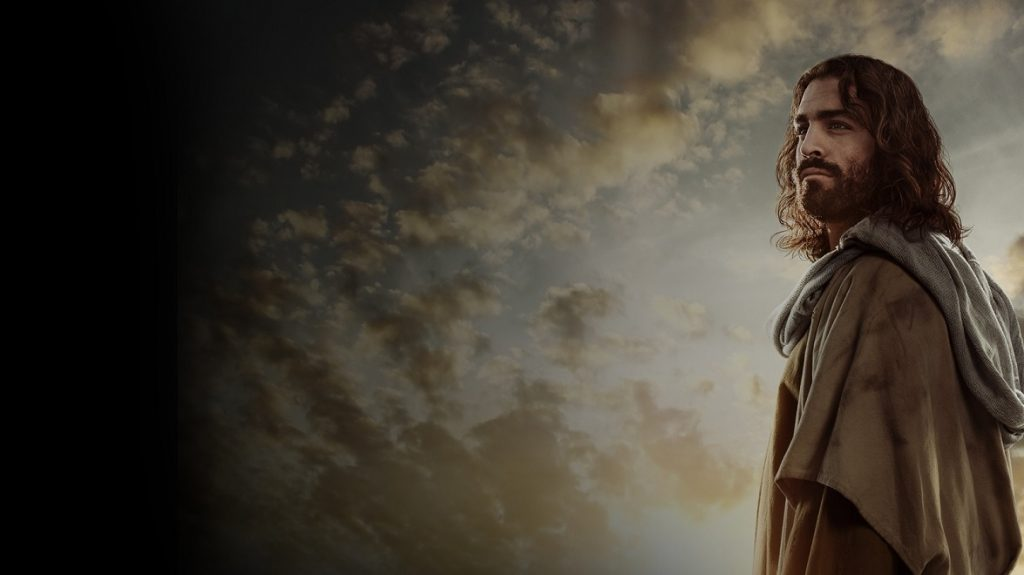 "image of Jesus Christ as portrayed in the CNN documentary series, ""Finding Jesus"""