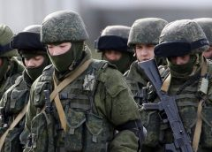Fake Info About Ukrainian Saboteurs in 2016 Crimea Might Have Been What Sparked Russian Invasion of Ukraine