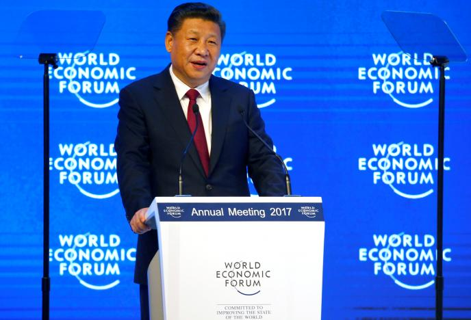 Chinese President Xi.