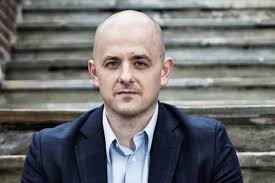 Evan McMullin, independent presidential candidate in 2016