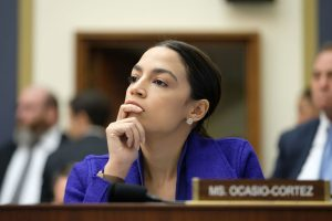 AOC in the House of Representives