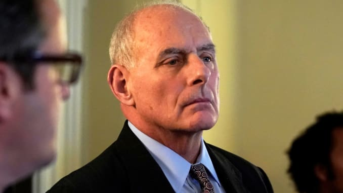 photo of former Trump White House Chief of Staff John Kelly
