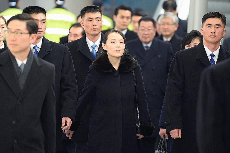 Kim Yo-jong, sister of North Korean dictator, Kim Jong-un