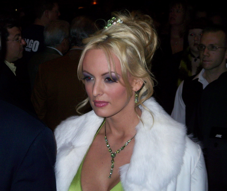 Porn Godess Stormy Daniels