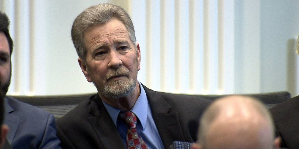 Twice-convicted felon and Republican operative McCrae Dowless