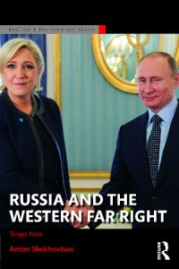 Book about how Russia uses far right politicians in the West to corrupt those states from within