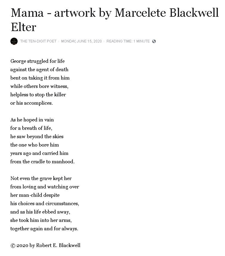 MAMA-Poem-by-Robert E. Blackwell.