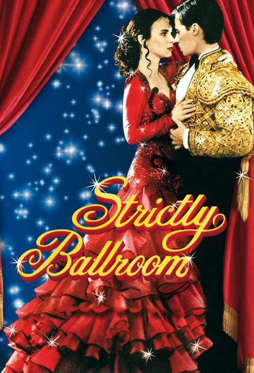 """Movie promo image for """"Strictly Ballroom"""""""