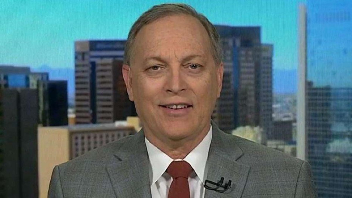video still image of Arizona GOP House member Andy Biggs, (5th District)