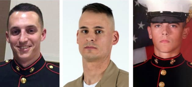 Marines killed in Taliban bomb attack April 2019