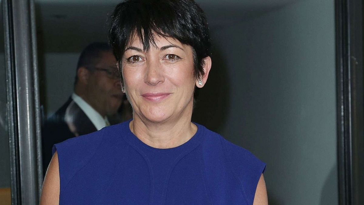 photo of Ghislaine Maxwell, accomplice of Jeffrey Epstein in trafficking female minors for sex